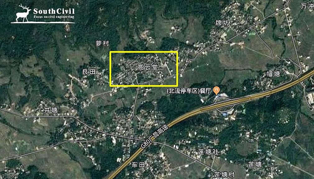广西历史文化名村一行:北流市民乐镇萝村