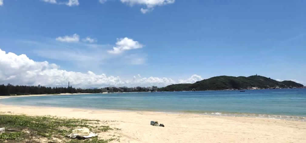 三亚海棠湾