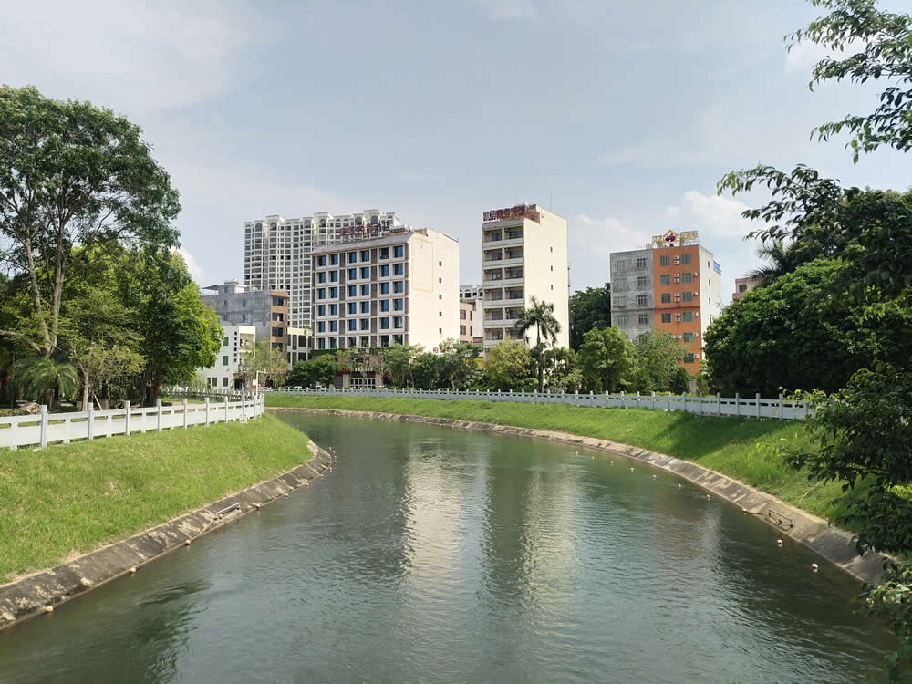 儋州市松涛水库东干渠