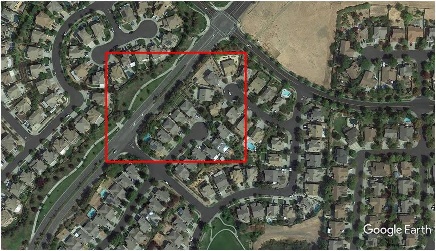 高精度卫星影像分析