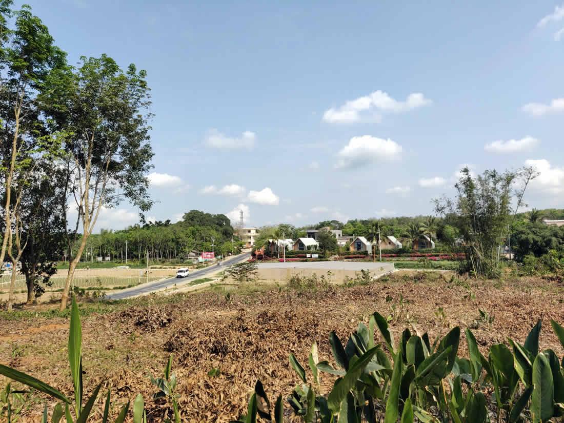 海南省乡镇污水处理厂