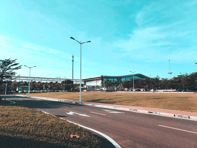 白马井动车站