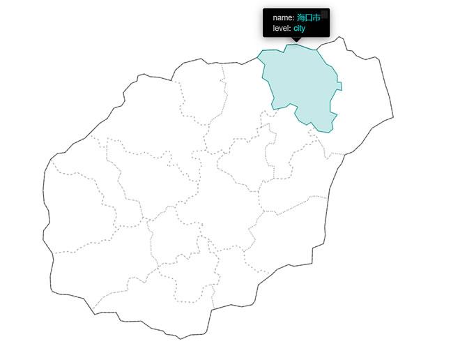 海口市地理位置