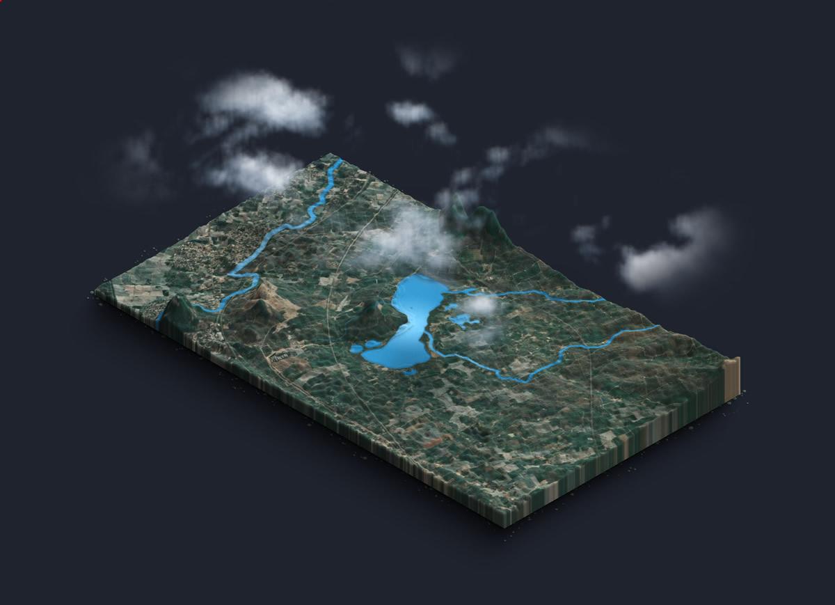 3d map generator terrain