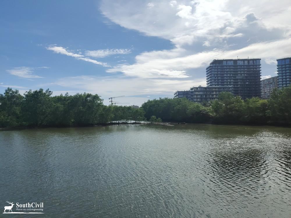 午后三亚西河