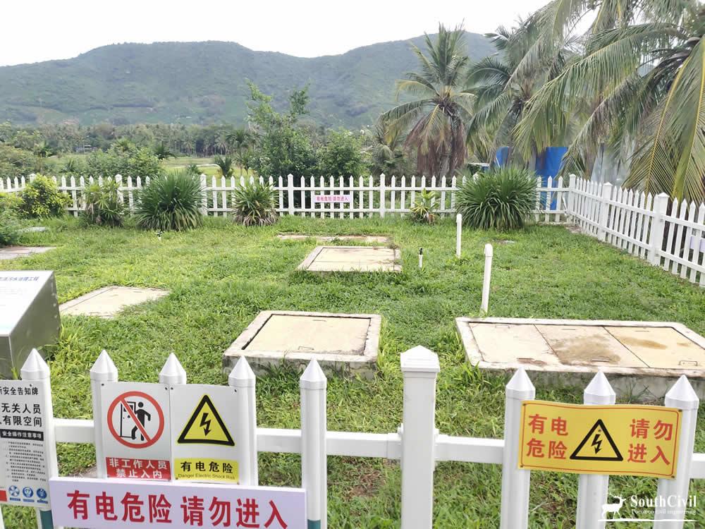 华丽村污水处理站 2