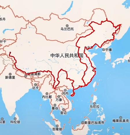 阿秋-骑行中国的90后小伙的足迹